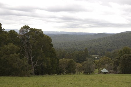 Monbulk-5 Ways lookout panorama-Kalorama050508 (0)